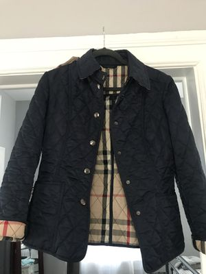 Burberry Brit Quilted Jacket for Sale in Denver, CO