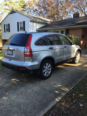 Selling my 2009 Honda CRV exl 4800 or best offer for Sale in Alexandria, VA