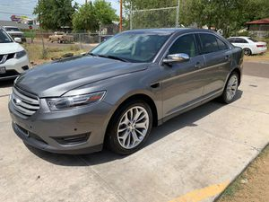 Tauros 2013 limited 60 mil millas for Sale in Laredo, TX