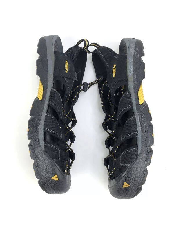KEEN Mens Hiking Waterproof Closed Toe Sandals Great Condition Size 12