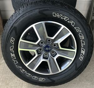 2019 FORD F-150 FX4 & BRAND NEW TIRES for Sale in Houston, TX