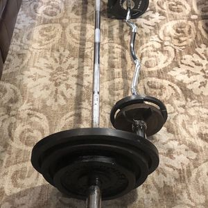 Olympic Bar And Weights for Sale in Mount Sinai, NY