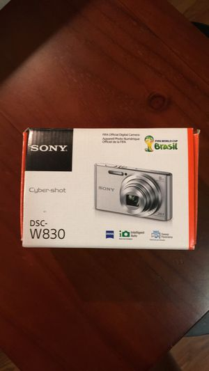 Sony Cyber-shot Camera for Sale in Arlington, VA