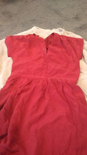 Madewell red dress for Sale in Philadelphia, PA