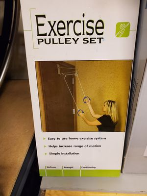 Exercise Pulley for Sale in Tyler, TX