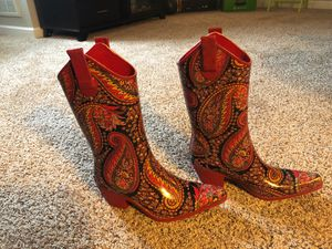 Corkys Rodeo Rain Boots for women for Sale in Smyrna, TN