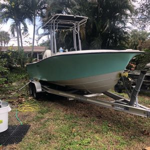 """1991 Palm beach offshore 21' 4"""" - Boat for Sale in Lake Worth, FL"""