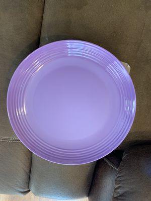 Set of 6 melamine dinner plates NEW for Sale in Twin Falls, ID