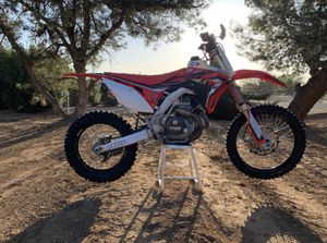 2017 crf450 rx for Sale in Hesperia, CA