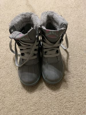 Sketchers Snow boots for girls- Size 1 for Sale in Germantown, MD