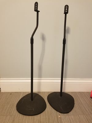 Sanus Adjustable Height Speaker Stand for Sale in Chicago, IL