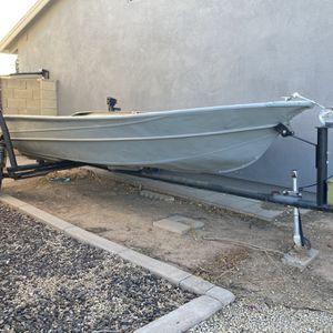 Aluminum Fishing Boat for Sale in Tempe, AZ