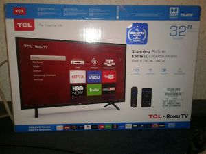 TCL ROKU TV for Sale in Rutherfordton, NC