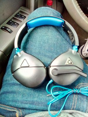 Turtle Beach PS4 pro headset for Sale in Cypress, TX