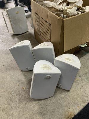 Klipsch outdoor speakers for Sale in Katy, TX