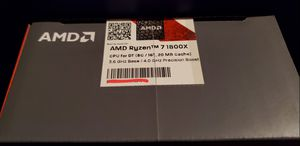 AMD Ryzen 7 1800X CPU Processor Desktop for Sale in Coventry, RI