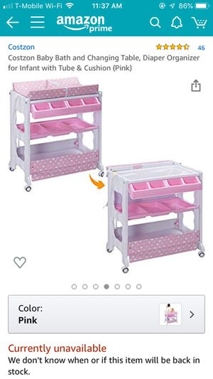 Changing Table and Baby Bathtub for Sale for sale  Brooklyn, NY