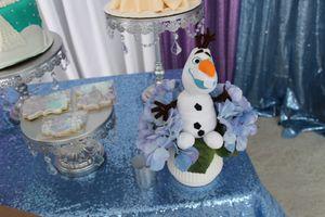 Olaf plush Frozen for Sale in Tampa, FL
