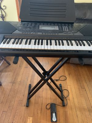 Casio keyboard ctk811ex for Sale in West Warwick, RI