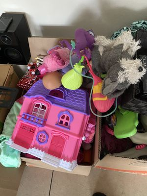 Bunch of kids toys for Sale in Jurupa Valley, CA
