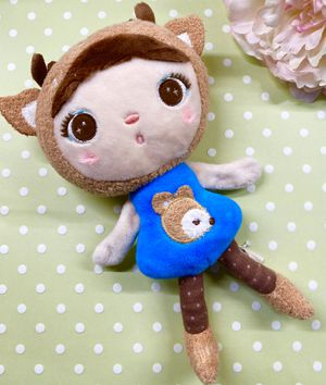 Metoo Plush Deer Girl Doll for Sale in Dunnellon, FL