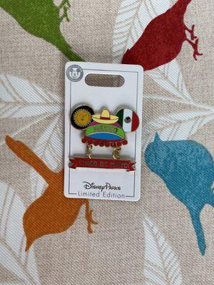 LE Disney Mouseketeer Ear Hat pin - Cinco De Mayo 2020 for Sale in Hayward, CA