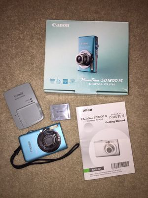 Canon Powershot for Sale in Charlotte, NC