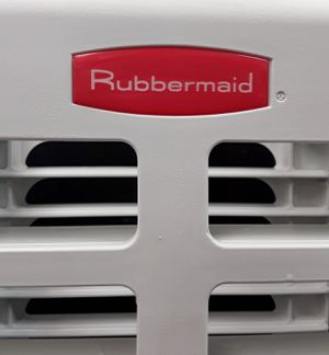 Rubbermaid 18 Front Load Pan/Sheet Rack for Sale in Evansville, IN