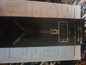 Selfie stick tripod for smartphones with Bluetooth remote for Sale in Brooklyn Center, MN