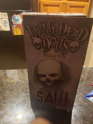 Living dead doll Saw (Billy) for Sale in Clifton Heights, PA
