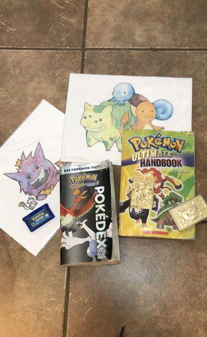 Pokémon stuff for Sale in Modesto, CA