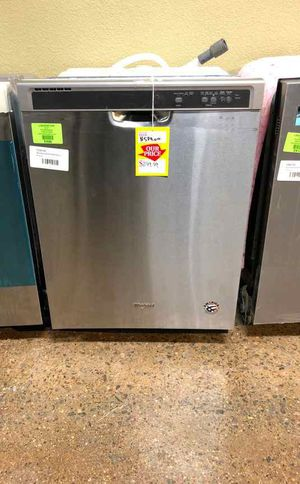 Brand New Whirlpool Dishwasher (Model:WDF520PADM) M36Q for Sale in Fort Worth, TX