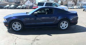 2012 FORD MUSTANG- STICK -LOW MILES for Sale in Clinton Township, MI