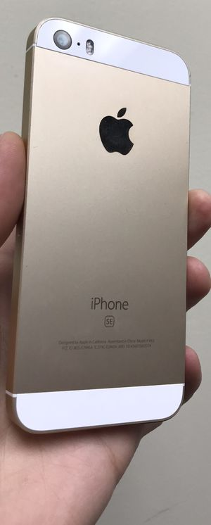 iPhone 5 SE 64GB Factory Unlocked for Sale in NJ, US