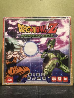 Dragon Ball Z Perfect Cell Dice Game for Sale in Bethlehem, PA
