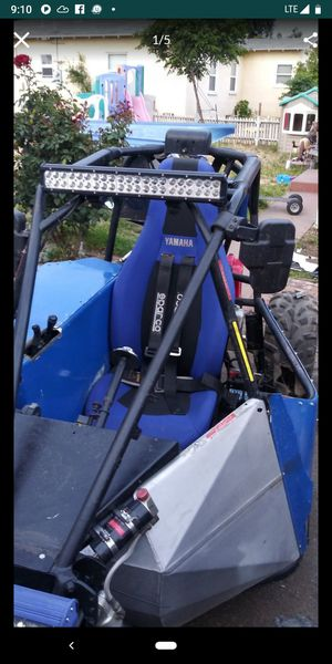 Yamaha Rhino 2016 driver seat for Sale in Ontario, CA