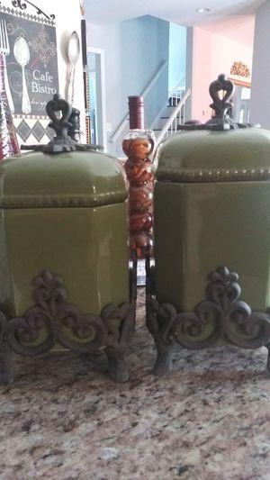 2 Canister Set for Sale in Haymarket, VA