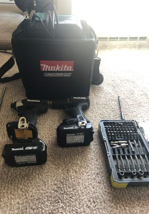 Makita drill and impact for Sale in Woodbury, MN