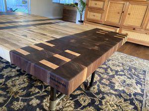 Endgrain coffee table!! for Sale in Santa Rosa, CA
