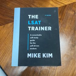 The LSAT Trainer - Mike Kim for Sale in Miami,  FL
