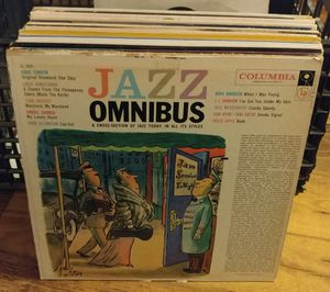 Jazz Vinyl Record Collection for Sale in San Marcos, TX