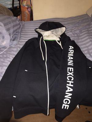 Armani Exchange jacket hoodie for Sale in Washington, DC