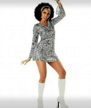 Disco diva costume for Sale in Rockaway, NJ