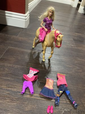 Barbie Horse set for Sale in Highland, CA
