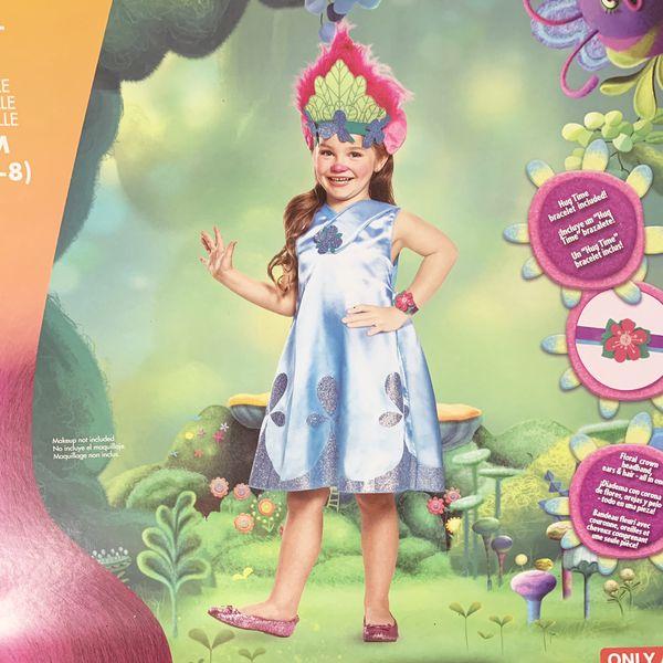 Trolls | Child's Poppy Costume