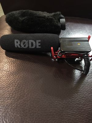 Rode VideoMic microphone for Sale in Portsmouth, VA