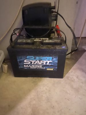 Marine battery for Sale in Sacramento, CA