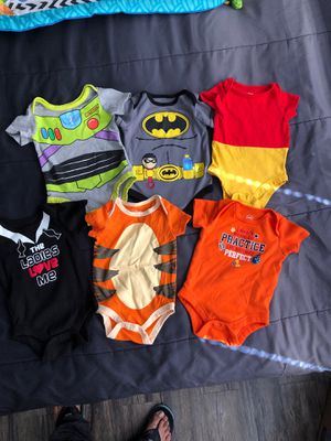 Baby boy clothes - ropa de niño 0-3 months for Sale in Stafford, TX