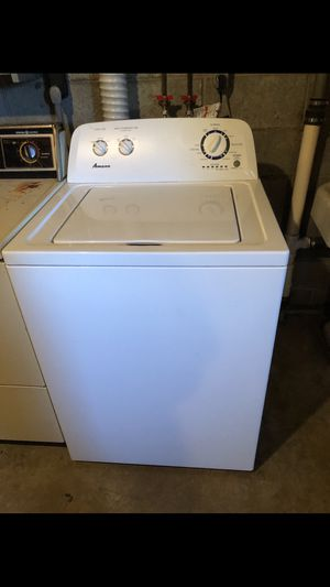 Amana Electric Washer for Sale in Lewisberry, PA