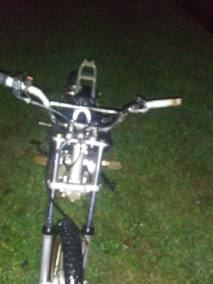 Motor bike runs no brakes great condition for Sale in Tullahoma, TN